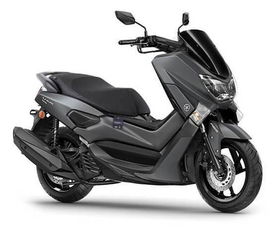 Yamaha N-max