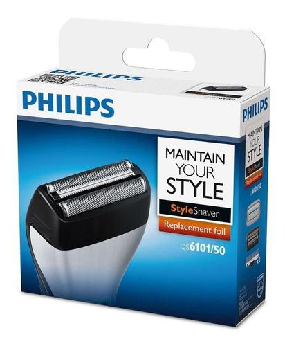 Cuchillas Cabezal Philips Qs6101 Para Qs6140 Qs6141