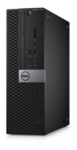 Cpu Dell Optiplex 7040 Core I5 6 Ger 16gb Ddr4 Hd 500gb