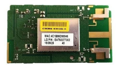 Imagen 1 de 2 de Modulo Wifi LG  Modelo: 49uk7500pua N/p: Eat63377302