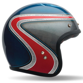 Capacete Bell Custom 500 Airtrix Heritage - Moto Café Racer