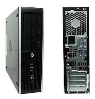 Cpu Hp Elite 8100 Core I5 8gb Ssd 240 Sata + Wi-fi