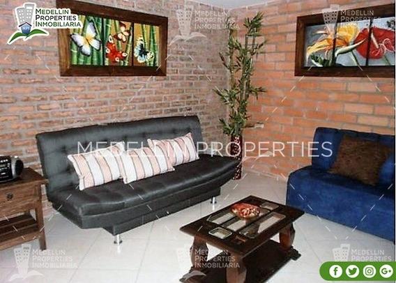 Cheap Apartments In Colombia Envigado Cód: 4099