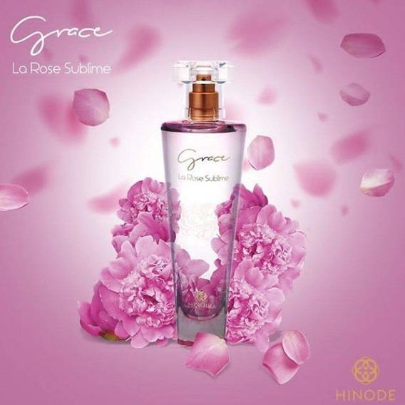 Perfume Grace Lá Rose Sublime 100ml Hinode
