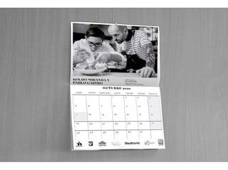 Calendario 2020 - Chefs Del Alma