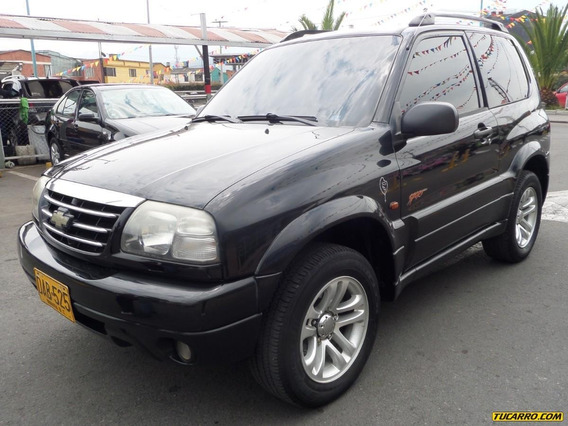 Chevrolet Grand Vitara 1.6 Mt Aa 4x4