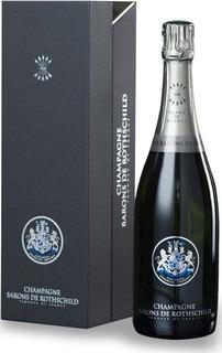 Champagne Barons De Rothschild Blanc De Blancs 750 Estuche