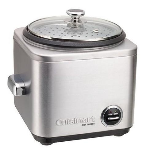 Imagen 1 de 4 de Cuisinart Crc-800 Olla Arrocera Acero Inoxidable 8 Tazas