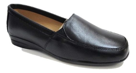 Zapatos De Descanso Mujer Florenza Piel Cómodos 2006