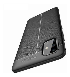 Funda Flexible Anti-shock Samsung Galaxy A51 Mica Cristal 9d