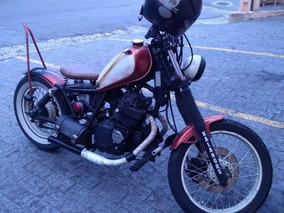 Intruder 250cc - Bobber Custom