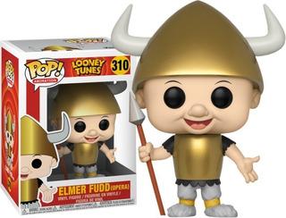 Funko Pop! Looney Tunes Elmer Fudd Opera # 310 Orig Replay