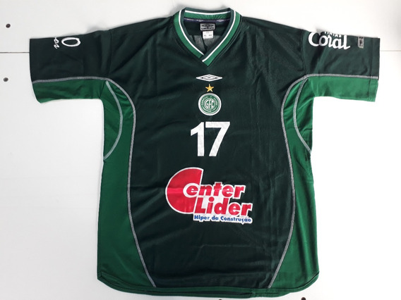 Camisa Camiseta Futebol Guarani Campinas Modelo 063