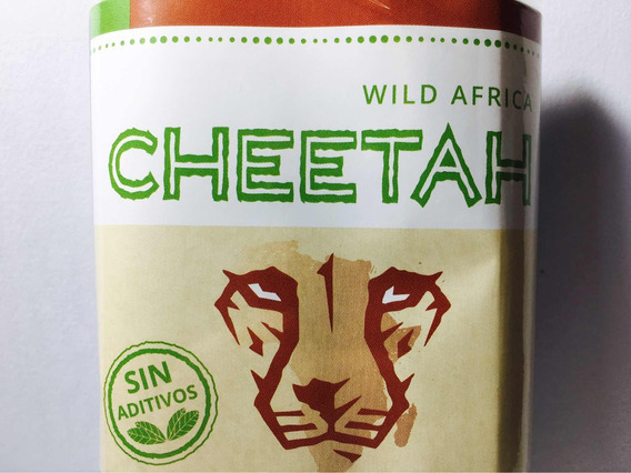 Tabaco Cheetah Para Armar Africa / Alemán 30 Gramos
