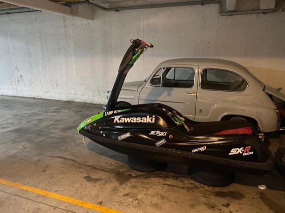 Jet Ski Kawasaki Sxi Pro 750