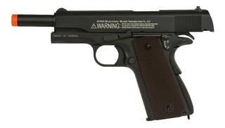 Pistola De Co2 Blow Back Remington 1911 Rac Full Metal 4.5mm
