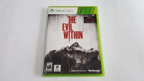 Jogo The Evil Within - Xbox 360 - Original - Mídia Física