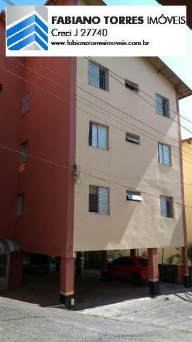 Apartamento Para Venda Em São Bernardo Do Campo, Demarchi, 2 Dormitórios, 1 Banheiro, 1 Vaga - 1675_2-779362