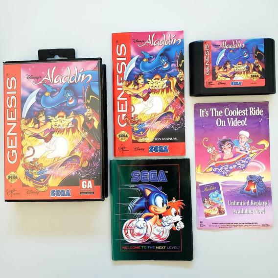 Aladdin Original Mega Drive
