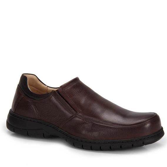 Sapato Casual Conforto Masculino Anatomic Gel