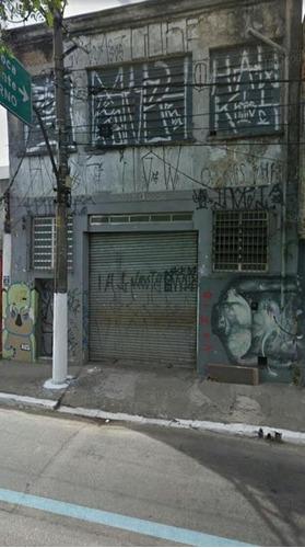 Galpão À Venda, 350 M² Por R$ 1.250.000,00 - Brás - São Paulo/sp - Ga0078