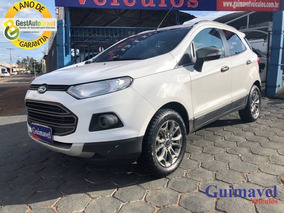 Ecosport Freestyle 1.6 Aut. Flex