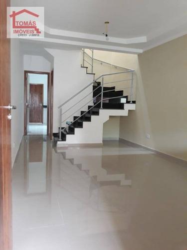 Imagem 1 de 25 de Sobrado À Venda, 120 M² Por R$ 620.000,00 - Jardim Santa Mônica - São Paulo/sp - So2102
