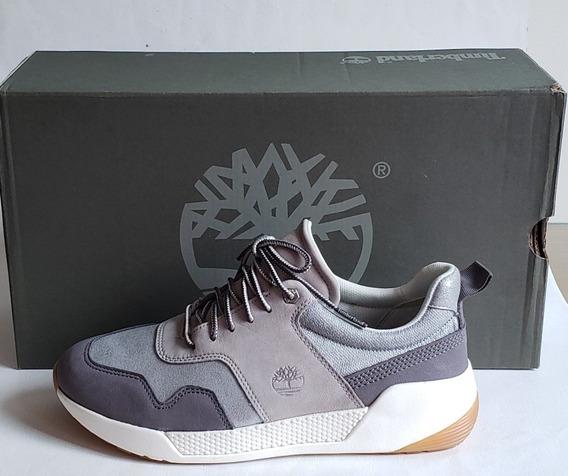 Tênis Timberland Kiri Up Sneaker Md Grey Nubuck T 35