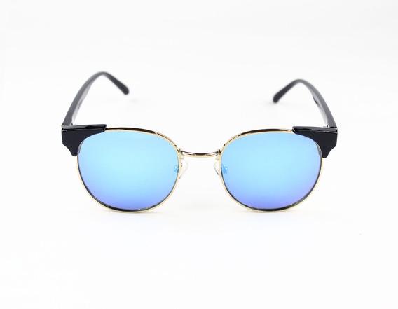 Lentes De Sol Synergy Azul Lfl370