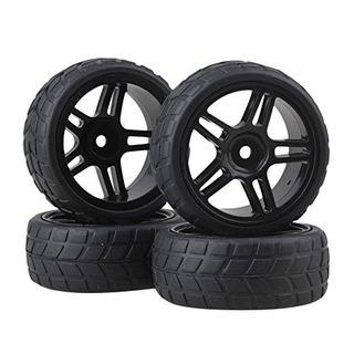 Bqlzr Durable Rubber Hub Rueda Llanta Y Neumáticos 110 Onro