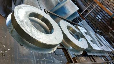 Logos Letras Corporeas Carteleria Carteles Tecnologia Led