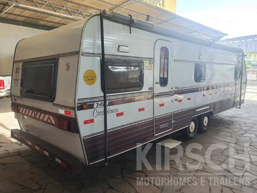 Trailer Kc 740 Casablanca - 1991 - Motorhome - Y@w5