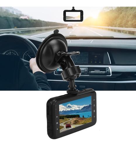 Imagen 1 de 9 de Dash Cam Coche Dvr 1080p Cámara Hd Tráfico Conducción Grabad