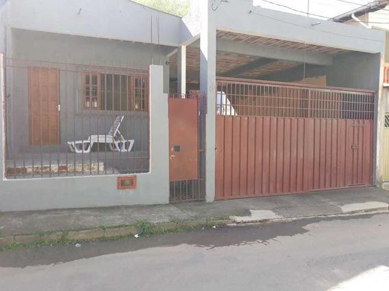 Casa Com Estrutura Para Mais 2 Andares, Garagem Pra Caminhão
