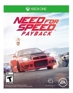 Videojuegos - Need For Speed Payback Xb1