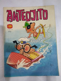 Revista Anteojito Año 1 N 7 Noviembre 19 De 1964 En La Plata