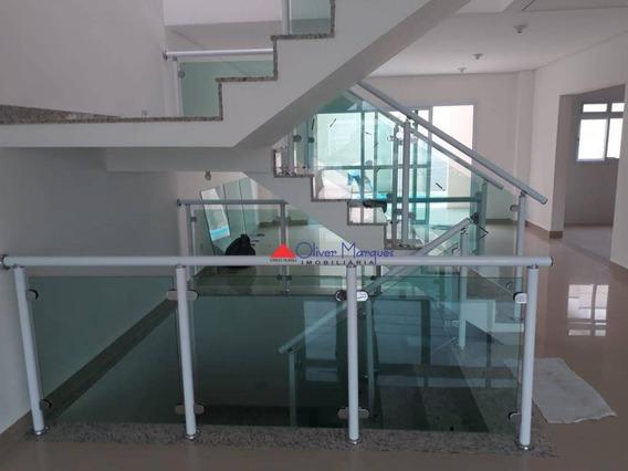 Sobrado Com 4 Dormitórios À Venda, 265 M² Por R$ 1.200.000,00 - Adalgisa - Osasco/sp - So2094