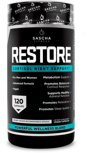 Restore By Sascha Fitness