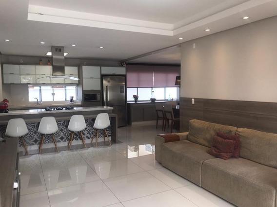 Casa Em Centro, Palhoça/sc De 250m² 3 Quartos À Venda Por R$ 790.000,00 - Ca389644