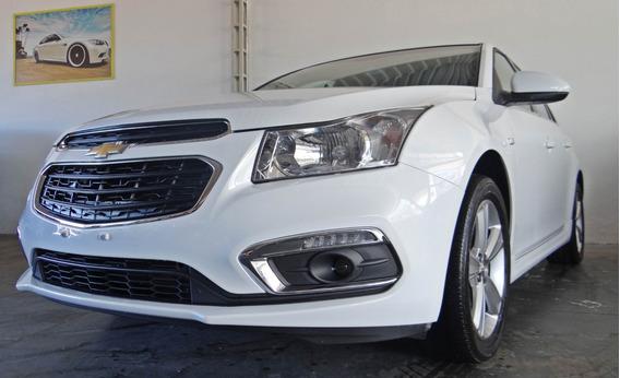 Chevrolet Cruze Hb Sport 1.8 Lt Ecotec Aut. Branco 2015/16