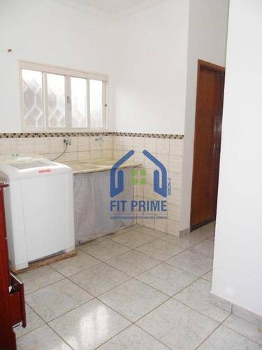 Casa Com 3 Dormitórios À Venda, 220 M² Por R$ 650.000 - Jardim Moysés Miguel Haddad - São José Do Rio Preto/sp - Ca0624
