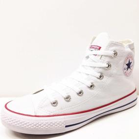 Zapatos Converse Blanca All Star Chuck Taylor Botas Clasico