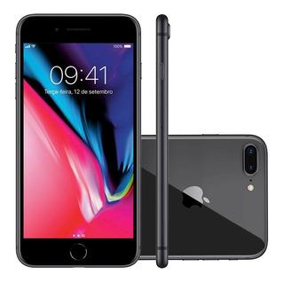iPhone 8 Plus 64gb Preto Apple Usado