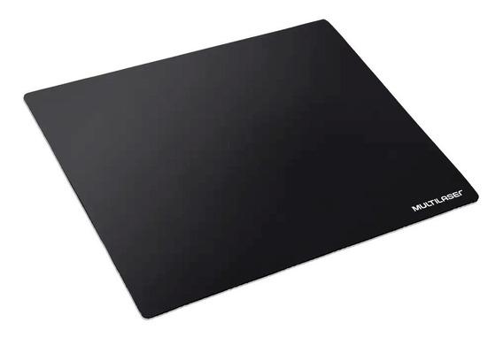 Mouse Pad Multilaser Standard 18x22 Cm Tecido E Borracha