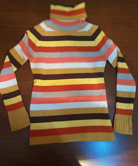 Sweater De Dama Talla S/m