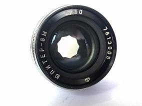 Objetiva Jupiter 50mm