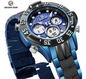 Relógio Masculino Gondenhour Original