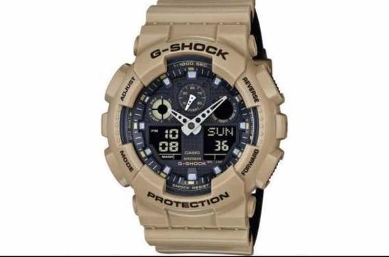 Relógio G-shock Ga-100l-8adr Original