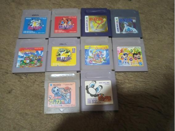 Jogos Mario Game Boy 40 Cada Foto 2 55 Cada Frete 15 Reais