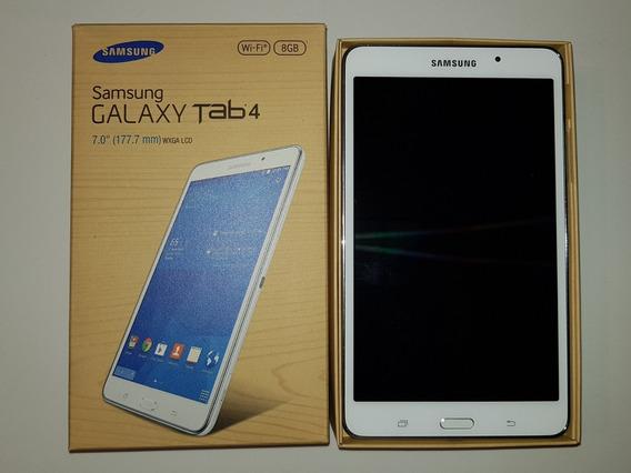 Tableta Samsung Galaxy Tab 4 (7) Como Nueva